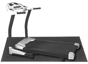 Gympak PVC Treadmill Equipment Mat (36-x78-Inch)