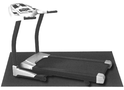 Best Elliptical 2014 Gympak Pvc Treadmill Equipment Mat