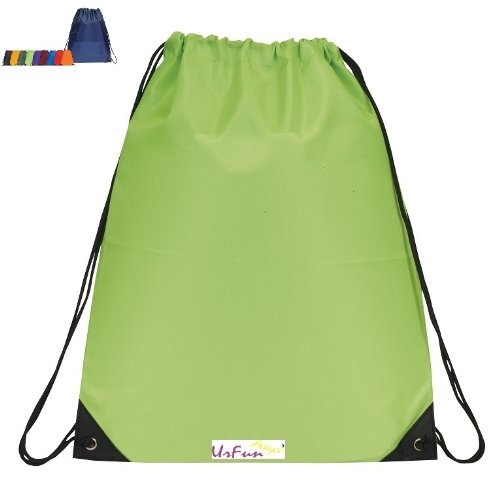 Lime Green Backpack