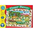 Orchard Toys Dinosaur Discovery 150 Piece Jigsaw Puzzle
