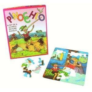 Pinocchio Puzzles