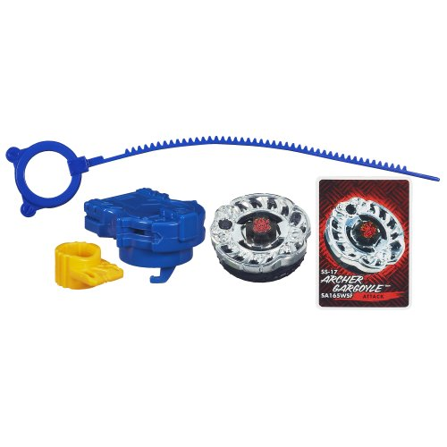 Beyblade Shogun Steel BeyBattle Tops SS-17 Archer Gargoyle SA165WSF Top - 1