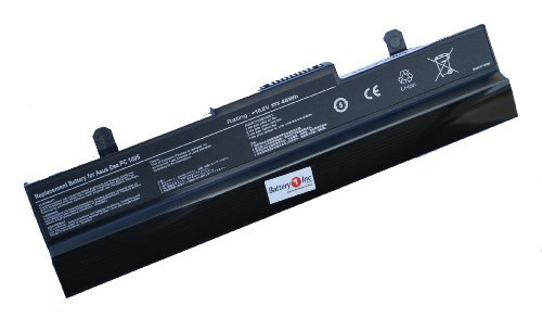 Asus Eee PC 1005HA 1005HAB 1005HA-A 1005H Series NetBook Battery Black