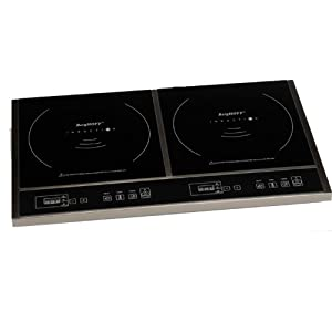 BergHOFF Double Touch Screen Induction Cook Top