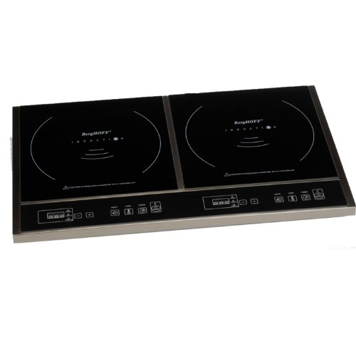 Amazoncom 12 two burner electric cooktop in black voltage 110v butik