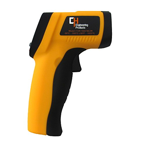 Ch Engineering Products Ch-1022-Ncir Non Contact Infrared Temperature Gun - Laser Thermometer -Max Temp 1022 F