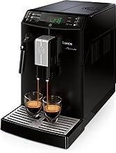 Saeco HD8761/01 Minuto Kaffeevollautomat (Dampfdüse) schwarz