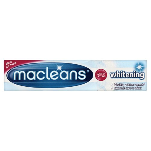 Macleans Whitening Toothpaste Tube 100ml