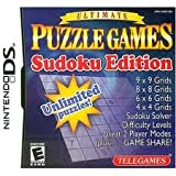 Cheapest Ultimate Puzzle Games  Sudoku Edition on Nintendo DS