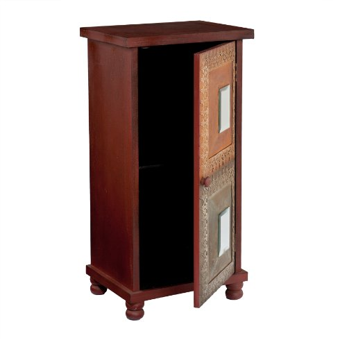 Southern Enterprises Poston Storage Cabinet