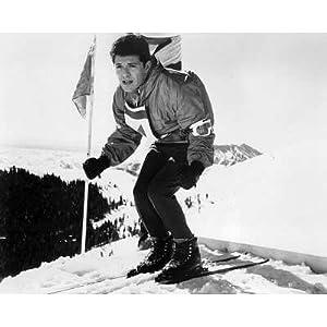 (8x10) Frankie Avalon - Ski Party Glossy Photograph