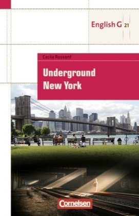 Underground New York bookcover
