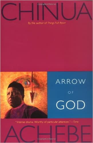 chinua achebe arrow of god pdf