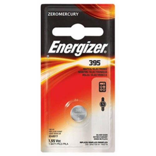 Energizer 371BPZ Zero Mercury Battery - 1 Pack (Amazon Prime Watches compare prices)