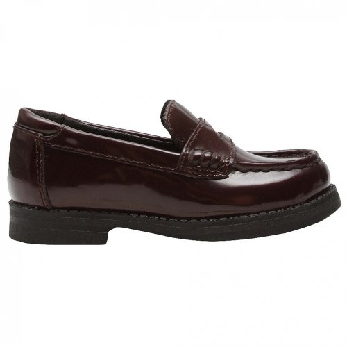 Kenneth Cole Reaction Toddler/Little Kid Pen And Paper Loafer,Burgundy,6.5 M Us Toddler front-889391