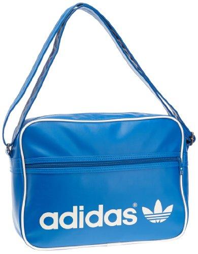 adidas Ac Airliner Bag Tasche Bluebird-Running White