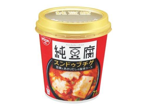 日清 純豆腐 ズンドゥブチゲスープ 17g×6個