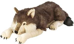 Wild Republic Floppies 76cm Wolf Plush