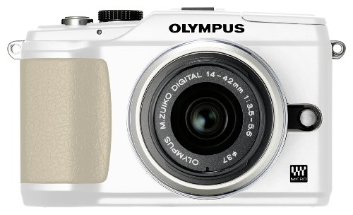 Olympus E-PL2 Compact System Camera
