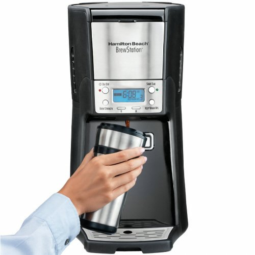 Hamilton Beach Brewstation 12 Cup Coffeemaker