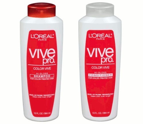 Revlon Shampoo And Conditioner For Color Treated Hair