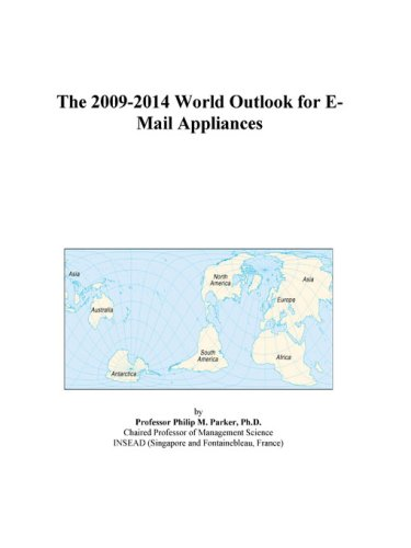 The 2009-2014 World Outlook For E-Mail Appliances front-422005