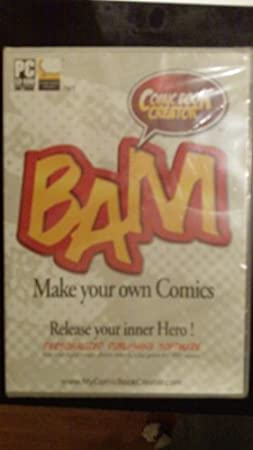 BAM - Comic Book Creator [PC]
