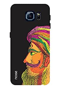 Noise Incredible India Hermit Colorful Printed Cover for Samsung Galaxy S6 Edge