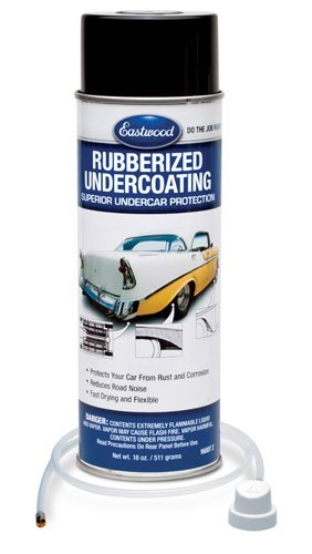 Eastwood Rubberized Undercoating Aerosol With