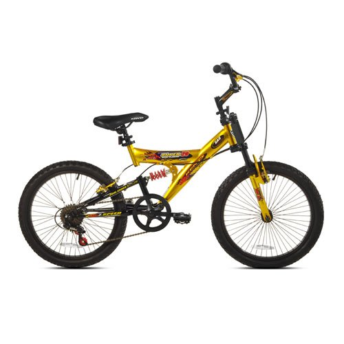 Kent Boy's Super 8 Mountain Bike (20-Inch Wheels)