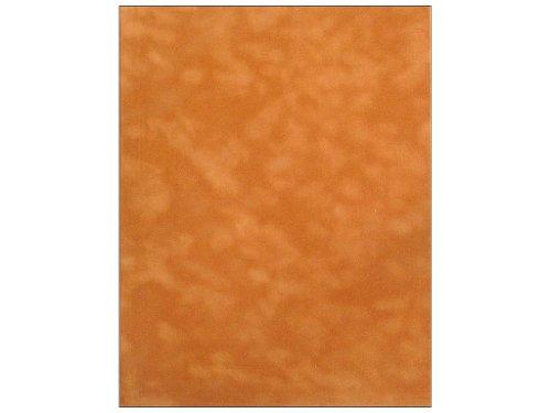 Sew Easy Industries 12-Sheet Velvet Paper, 8.5 by 11-Inch, Mocha