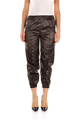 22H614MILITARE-Prada-Pantalons-Femme-Polyester-Vert