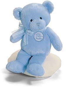 Gund Baby My First Teddy Bear Blue 11 Inch from Gund