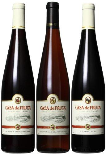 Casa De Fruta Fabulous Mixed Pack, 3 X 750 Ml