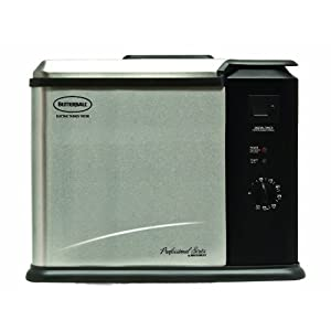 Masterbuilt 20011210 Butterball Professional Series Indoor Electric Turkey Fryer, XL