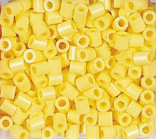 Perler Beads 1,000 Count-Yellow - 1