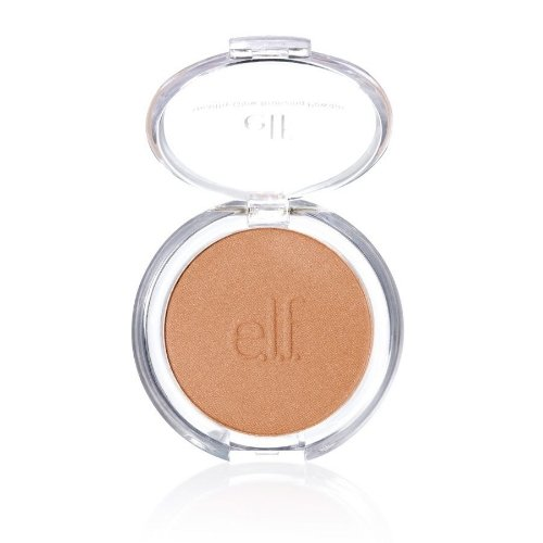 e.l.f. Essential Healthy Glow Bronzing Powder Warm Tan