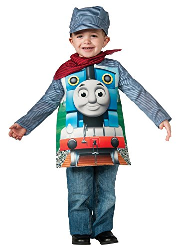 Deluxe Thomas the Tank Engine and Engineer Costume