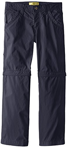 Lee Big Boys' Sport Transformer Pant, Slate, 8