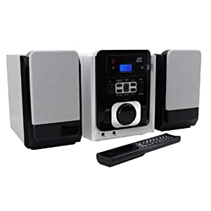 soundmaster mcd 800 mini stereo anlage mit cd. Black Bedroom Furniture Sets. Home Design Ideas