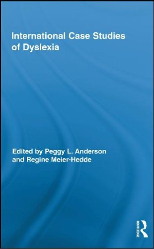 International Case Studies of Dyslexia (Routledge Research in Education) (English and German Edition)