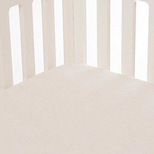 Sweet Potato Happy Trails Cream Softee Fitted Sheet, Cream
