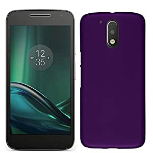 Moto G4 Play Back Cover - Purple