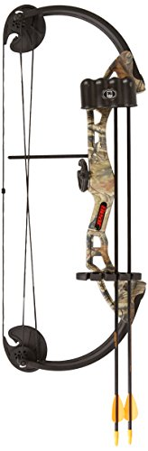 Bear Archery Warrior Bow Set, APG Camo (Bear Youth Bow compare prices)