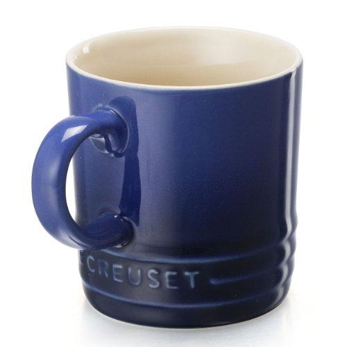 Le Creuset 91007210630000 Tasses à Espresso 0,1 L Bleu Cobalt