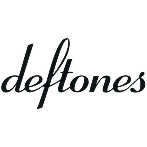 Amazon.com: Deftones - Logo Cut Out Decal