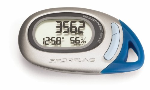 Sportline 370 TraQ Any-Wear Pedometer