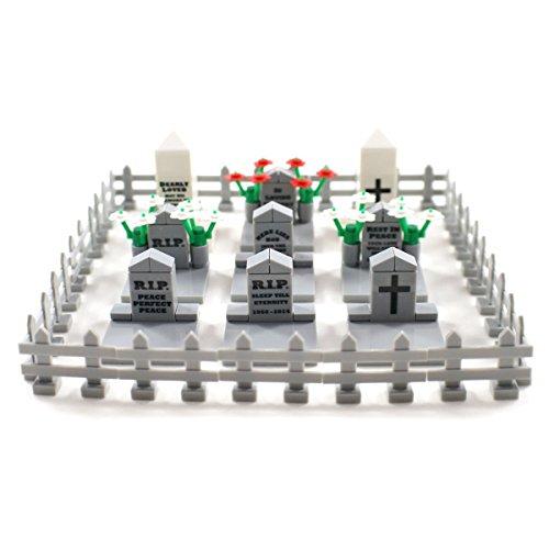カスタム墓石シティ墓地 - ビルディングブロック