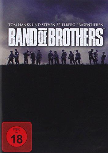 Band of Brothers - Wir waren wie Brüder: Die komplette Serie [6 DVDs]