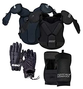 Rhino Lacrosse® Combo Set (Large) by Rhino